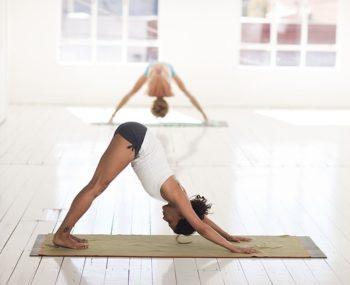 Prof de yoga